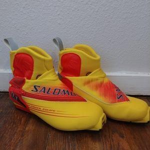 Salomon 9.1Profil Equipe Cross Country Ski Boot